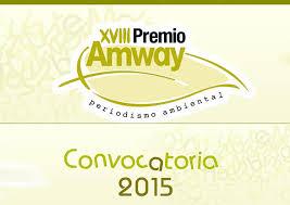 Premio amway de periodismo ambiental