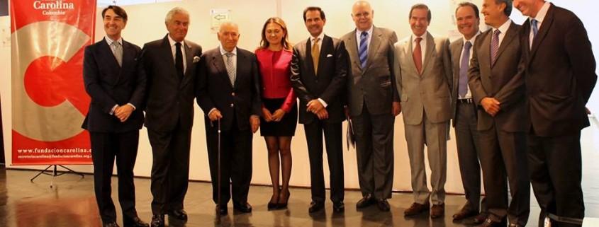 reunion patronato y consejo directivo Fundación Carolina