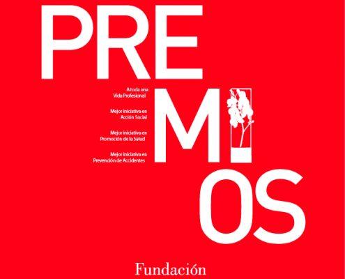 Invitación a Premios Fundación MAPFRE