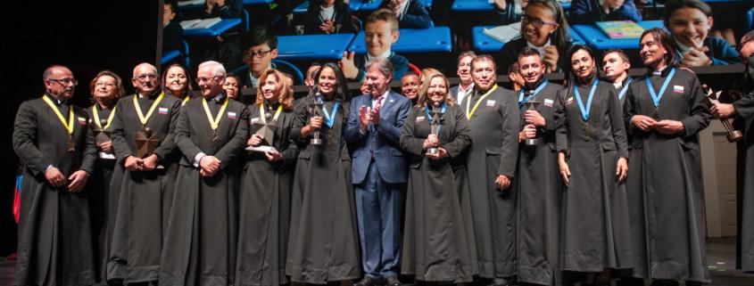 Fotografía tomada de la página oficial del premio Compartir: http://premiocompartir.org/
